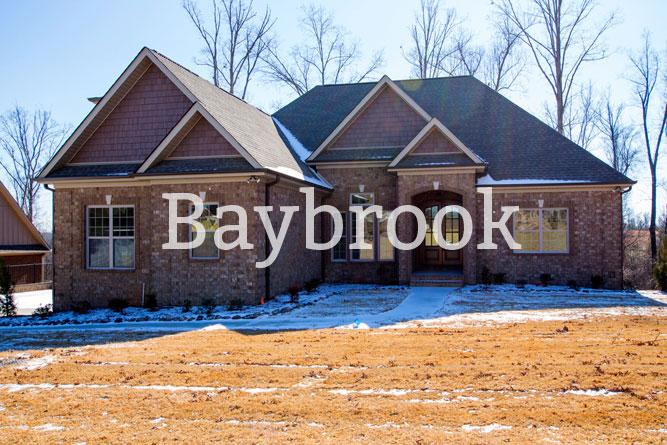 Baybrook Floor Plan